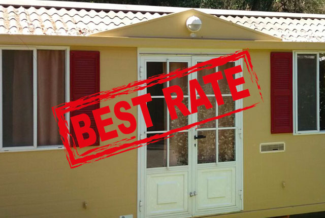 MOBILEHOME BEST RATE - 3 NOTTI