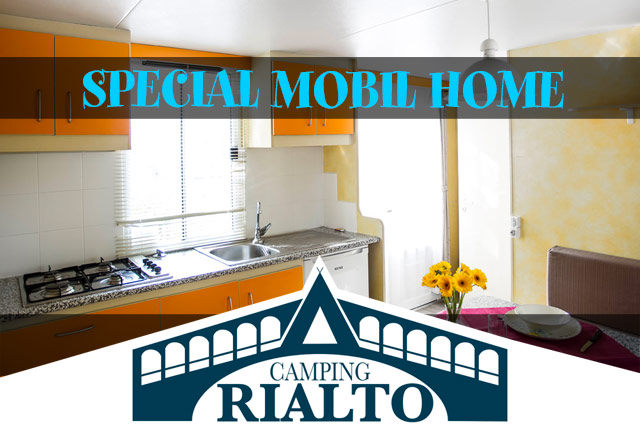 SPECIALE MOBIL-HOME