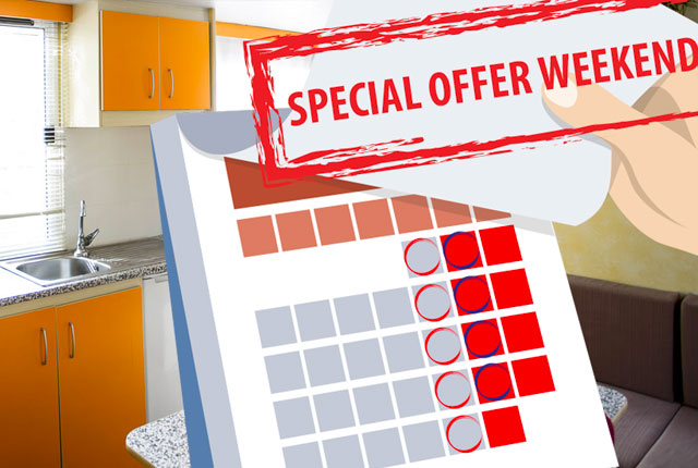 SPECIAL OFFER WEEKEND
