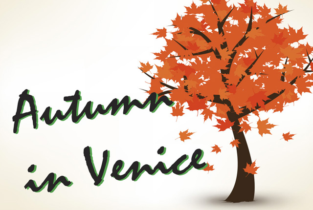 AUTUMN IN VENICE 2017