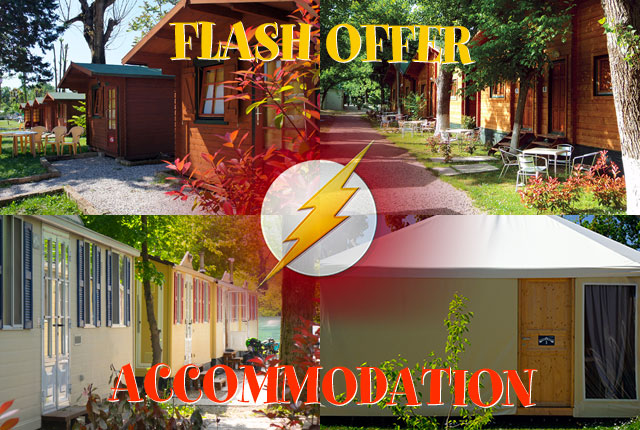 FLASH OFFER - ACCOMMODATION