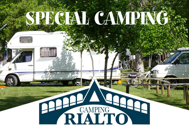 SPECIAL CAMPING